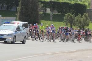 Маршрут велопробега: городская площадь - ДК «Лозовый» - и обратно