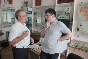 Историки Петр Александров и Георгий Туровник исследуют период интервенции и Гражданской войны