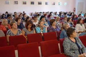 В новом учебном году в школы города пришли три новых педагога