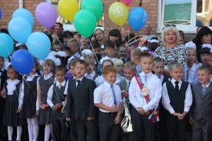 В Партизанском городском округе за парты сели 4816 школьников