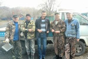 В команде управляющей компании Сергея Головкина - опытные работники
