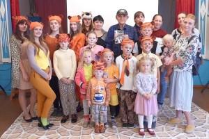 Увлекательная программа «тигриного» праздника очень понравилась детворе