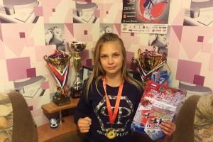 Валерию Кравец пригласили на всероссийские сборы «Олимпийские надежды»