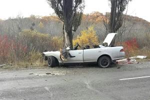 Две страшные аварии за неделю на одном участке дороги