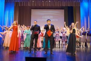 Творческие традиции разных народов страны - в концертных номерах