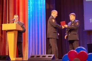 Грамоты и медали, звания и поздравления – полицейским и милиционерам