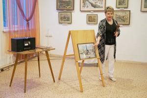 Большая часть наследия талантливого художника стала достоянием Партизанска и его жителей