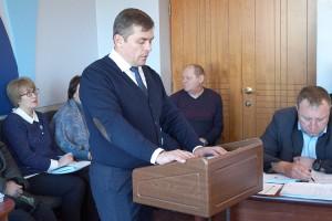Без решения губернатора обсуждать отставку главы преждевременно