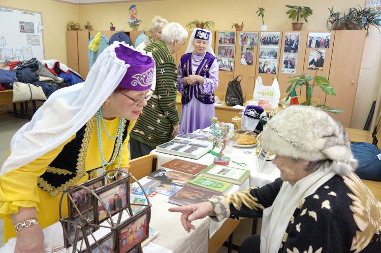 Татаро-башкирская община - одна из самых активных в нашем округе
