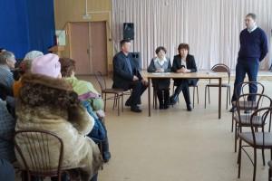 14 декабря во всем Приморье главные врачи встречались с местными жителями