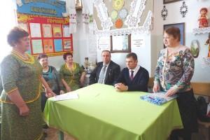 «Деревенская горница» возрождает духовное богатство и традиции русского народа