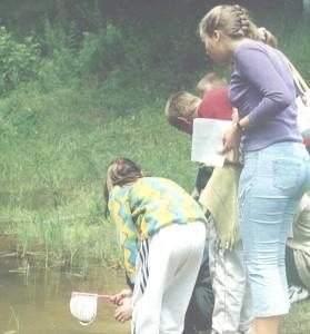 Работы по очистке озера Порода продолжаются уже несколько лет