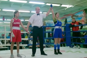 Кристина Гордиенко победила «непобедимую» чемпионку из Амурской области