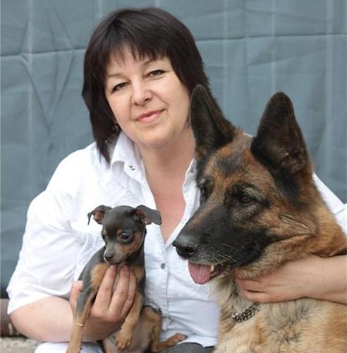 Любовь к собакам - на всю жизнь