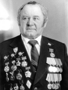 Альберт Николаевич Балдухов