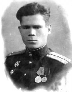 Андрей Демидович Жежерун