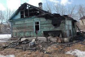 Причиной страшного пожара стала неисправность бытового электроприбора