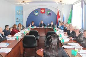 Инициативу приобрести технику для «Горхоза» депутаты поддержали единогласно