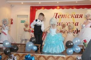 Гвоздь программы - танец «Менуэт»