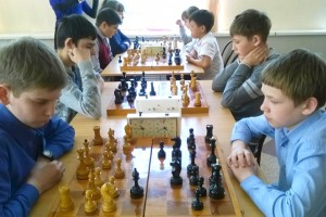 Клуб «Белая ладья» объявляет набор юных шахматистов