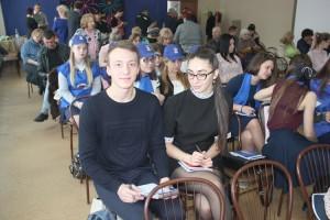 Молодежь все активнее участвует в политических событиях города
