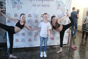 Лауреаты и дипломанты из танцевального коллектива «Виктория»