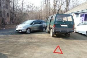 ДТП в селе Серебряное