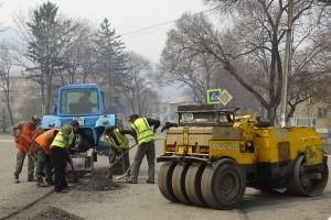 В месячном плане ремонтных работ - несколько наиболее проблемных участков