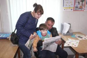 В семье Овеспян «Вести» читают все
