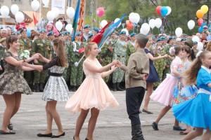 Стать участником «Вальса Победы» могут как команды, так и одиночные танцоры