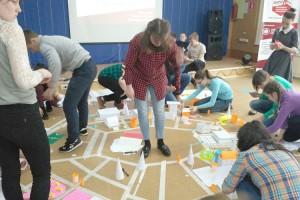 Молодежи рассказали о структуре городской среды