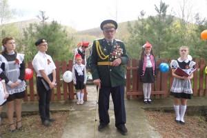 К празднованию Дня Победы готовились всем селом