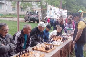 Сеанс одновременной игры в День соседей