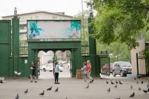 Городской парк - главная достопримечательность Партизанска
