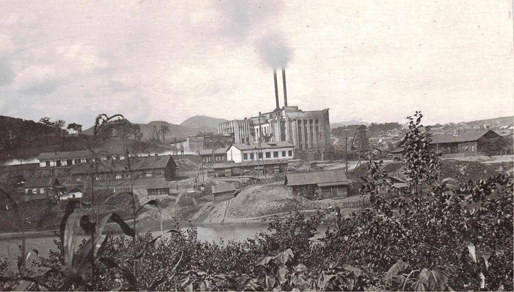Сучан. Конец 1950-х. Район озера Порода