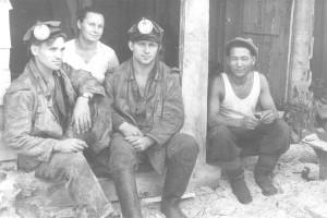 Вся трудовая жизнь Саулебая Сулейманова связана с шахтами