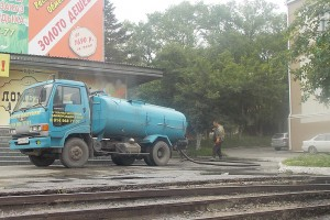 Причина аварии - неправильная эксплуатация канализационных люков