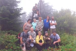 За десять лет - сотни походов к водопадам, горам и ущельям