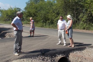 На новую дорогу потрачено почти пять миллионов рублей