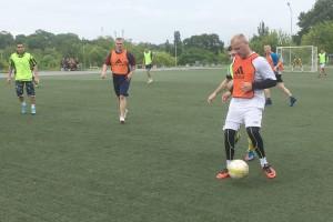 Футбольная команда «Стрела» - первые среди молодежи