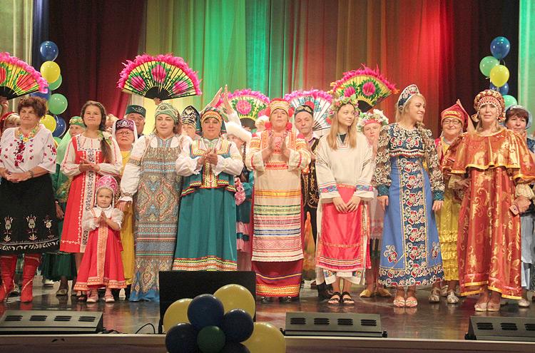 В Партизанске живут представители сорока национальностей