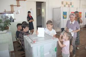 Явка избирателей Партизанска была выше, чем на предыдущих губернаторских выборах
