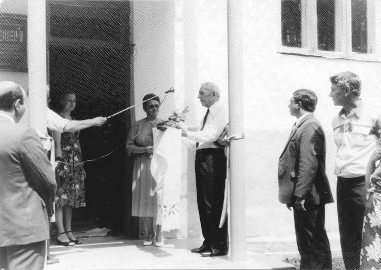 В 1986 году городской музей обрел новый дом