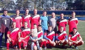 Команда «Сучан-Уголь» вышла в финал краевого чемпионата