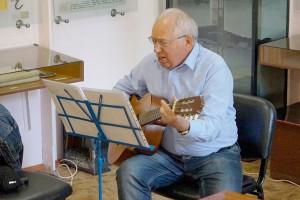 Стихи Павла Васильева очень гармонично ложатся на музыку