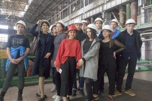 Экскурсия на Партизанскую ГРЭС