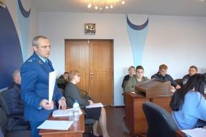 Протест прокурора депутаты на этот раз все же удовлетворили