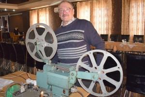 Историю незабываемых путешествий хранит кинопленка