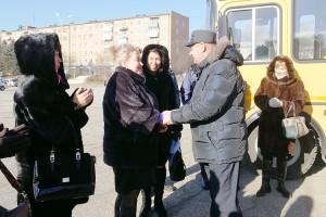 Новый автобус пополнит автопарк школы №22