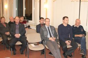 Кандидаты на пост главы ПГО встретились с общественностью